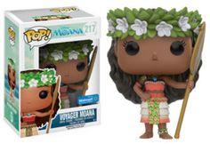 Walmart Exclusive Voyager Moana Funko POP 217