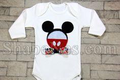 Bebek Badisi – Micky Mouse