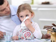 Nápady, jak dítěti zastavit výtok z nosu