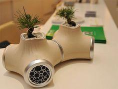 flower pot skeapers