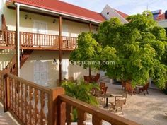 Vakantiewoning Curacao, Willemstad - Huurwoning Curacao, Willemstad - Stagewoning Curacao, Willemstad Scharloo Punda Apartment Rental