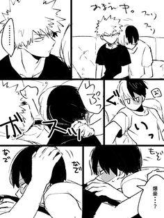 My Hero Academia Shouto, My Hero Academia Episodes, Hero Academia Characters, Cute Anime Pics, Cute Anime Couples, Deku Anime, Emo Anime Girl, Animes Yandere, Gay Comics
