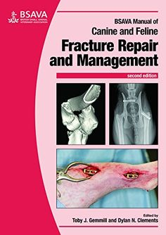 1905319681 - BSAVA Manual of Canine and Feline Fracture Repair and Management (BSAVA British Small Animal Veterinary Association) - #books #reading -  - http://lowpricebooks.co/2016/08/1905319681-bsava-manual-of-canine-and-feline-fracture-repair-and-management-bsava-british-small-animal-veterinary-association/