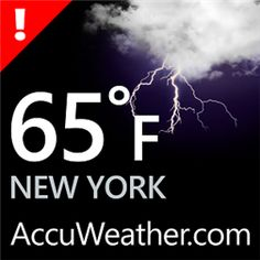 Accuweather app is now available for WP8 with lockscreen support