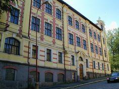 RISY.cz - Brownfields Multi Story Building