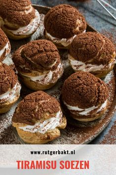 Mini Desserts, Summer Desserts, Delicious Desserts, Yummy Food, Donuts, Mousse, Xmas Food, Thanksgiving Desserts, Keto