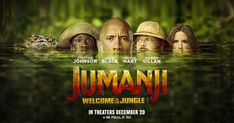 Review: Jumanji, Welcome to the jungle