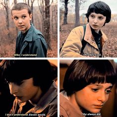 "685 Likes, 39 Comments - stranger things ❦ (@castlebyers) on Instagram: ""❧ ↳ [ 1.03 // 2.?? ] do you ship mileven? — linda"""