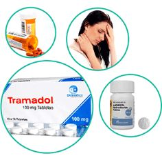 Buy Tramadol and Refill Tramadol : How to take Tramadol 100mg