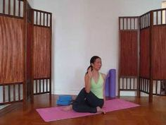 15 Minute Yoga for Detox & Stress Relief: Part 2