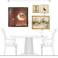 Bunny Williams and J. Pocker's How-to Guide to Gallery Walls