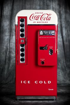 Vendo 81-D Coca-Cola Machine