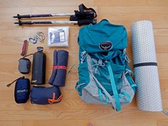 What To Pack For The Camino De Santiago Equipment