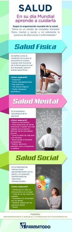 Logra el equilibrio en estos tres aspectos y mejora tu salud