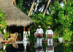 Naladhu Resort Hotel,  Maldives