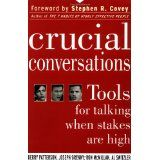 Crucial Conversations: Tools for Talking When Stakes Are High (Paperback)By Kerry Patterson