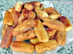 Biscuiti prajiti Banane