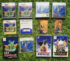 By chaud_aniki: The Famicom part of my Castlevania collection  #castlevania #collection #nintendo #famicom #disksystem #nes #jeuxvideo #videogames #akumajodracula #dracula #konami #retro #retrogaming #kiddracula #8bit #oldschoolgaming #instagaming #retrogaming #microhobbit