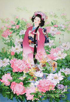 Syunsyo by Haruyo Morita
