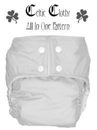 I LOVE this website! It's how I learned about PUL material. Super soft and inexpensive! I actually used it in between a cute cotton fabric (for show on the outside) and a soft flannel on the inside.