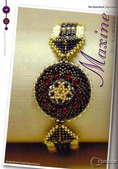 Красивый браслет (как часы). Комментарии : LiveInternet - Российский Сервис Онлайн-Дневников