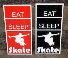 red skateboard bedroom - Google Search