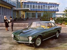ISO Rivolta GT - in a ideal world this be my car.