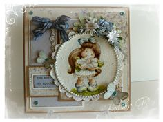Magnolia cards by Barbara GR: You are so special