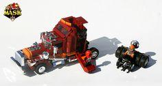 Lego M.A.S.K Rhino