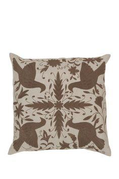 Linen Pillow Kit - Oatmeal/Brindle by Surya on @HauteLook