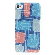 Maze Caso duro del patrón para el iPhone 4/4S – USD $ 1.99