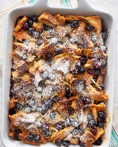 Recipe: Blueberry Cheesecake Breakfast Bake — Recipes from The Kitchn