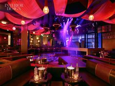 The Main Club at Marquee Nightclub & Dayclub at The Cosmopolitan of Las Vegas. Photo courtesy of The Cosmopolitan of Las Vegas.