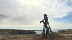 King Arthur statue revealed at Tintagel Castle after claims the landmark is becoming like Disneyland Time Relativity, Legend Of King, Destinations, North Cornwall, Oddly Satisfying Videos, Public Display, English Heritage, Bank Holiday Weekend, King Arthur