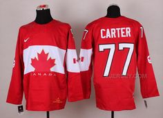 http://www.xjersey.com/canada-77-carter-red-2014-olympics-jerseys.html CANADA 77 CARTER RED 2014 OLYMPICS JERSEYS Only $50.00 , Free Shipping!