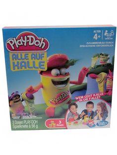 Hasbro A8752100 Alle auf Kalle Play-Doh Aktions und Geschicklichkeitsspiel - Diesen und weitere Artikel finden Sie bei Marias-Einkaufsparadies.de! (www.marias-einkaufsparadies.de)