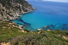 Cala Pisanu paradise #sardinia #holiday #paradise http://www.luxuryholidaysinsardinia.com/case-vacanza-in-sardegna/migliori-case-vacanze.html