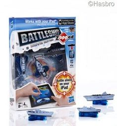 Battleship zAAPed - an App Based Game from Hasbro