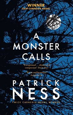 A Monster Calls by Siobhan Dowd, Patrick Ness, The bestselling novel and major film about love, loss and hope from the twice Carnegie Medal-winning Patrick Ness. Reading Lists, Book Lists, Reading Aloud, Reading Room, Got Books, Books To Read, Morganville Vampires, A Monster Calls, Thing 1