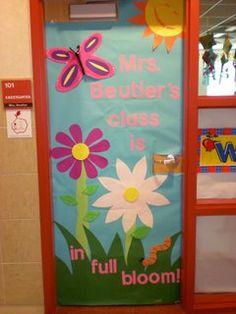 Boho Bird House Door Decor Bulletin Boards Pinterest