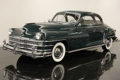 1948 Chrysler New Yorker Maintenance/restoration of old/vintage vehicles: the material for new cogs/casters/gears/pads could be cast polyamide which I (Cast polyamide) can produce. My contact: tatjana.alic@windowslive.com