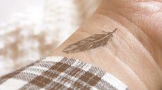 Tatouage plume – Tattoocompris