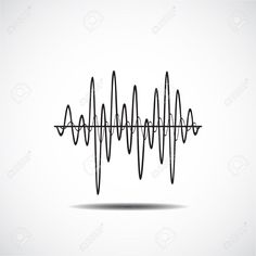 Sound Wave Icon. Music Soundwave Icons Set. Equalize Audio And.. Royalty Free Cliparts, Vectors, And Stock Illustration. Image 43457496.