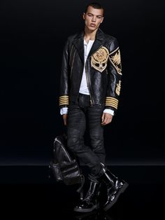 Full Look at the Balmain x H&M Menswear Collection | Complex