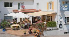 €68 In Wassen, an der Straßenkreuzung zwischen Altdorf, Meiringen, Göschenen und Andermatt bietet das Hotel Krone ein Restaurant und kostenloses WLAN in den...