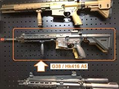 A spy shot of highly rumored G38/HK 416 A5 prototypes by VFC. I know few guys who would sell their kidney to get their hands on it. Soon... the official reveal is expected at IWA - 2017 (03-06 Mar 2017) and sales - late spring #airsoft #milsim #tactical  #gun #airsoftgun #ak47 #m4 #bbwarz #airsoftwar #pewpew #sport #outdoors #game #fun #страйкбол #strikeball #грозный #grozny  #чечня #chechnya #кавказ #caucasus #happy #amazing #hot #airsofterphoto #doairsoft #G38 #hk416 #A5