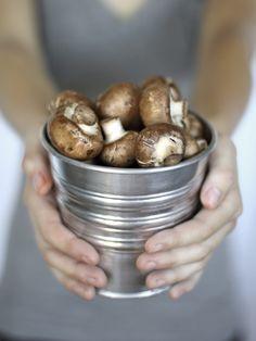 crimini mushrooms #foodphotography