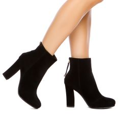 Prepare for the season with this chic, versatile bootie!