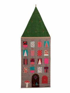 Maileg - Christmas Countdown Advent Calendar House