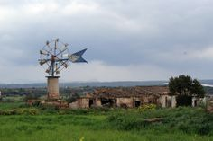 Old Majorcan Windmill. #Mallorca. Picture: pulsame.com